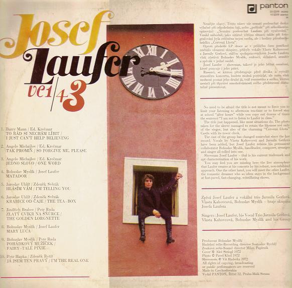 Josef Laufer: Josef Laufer