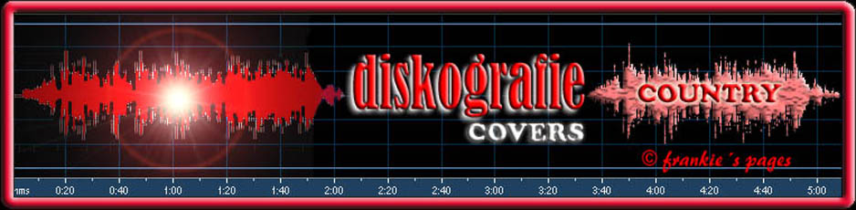 Logo diskografie country, sekce LP a CD