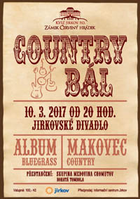 Country bál - Album, Makovec Jirkov